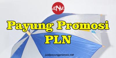 contoh payung souvenir pln